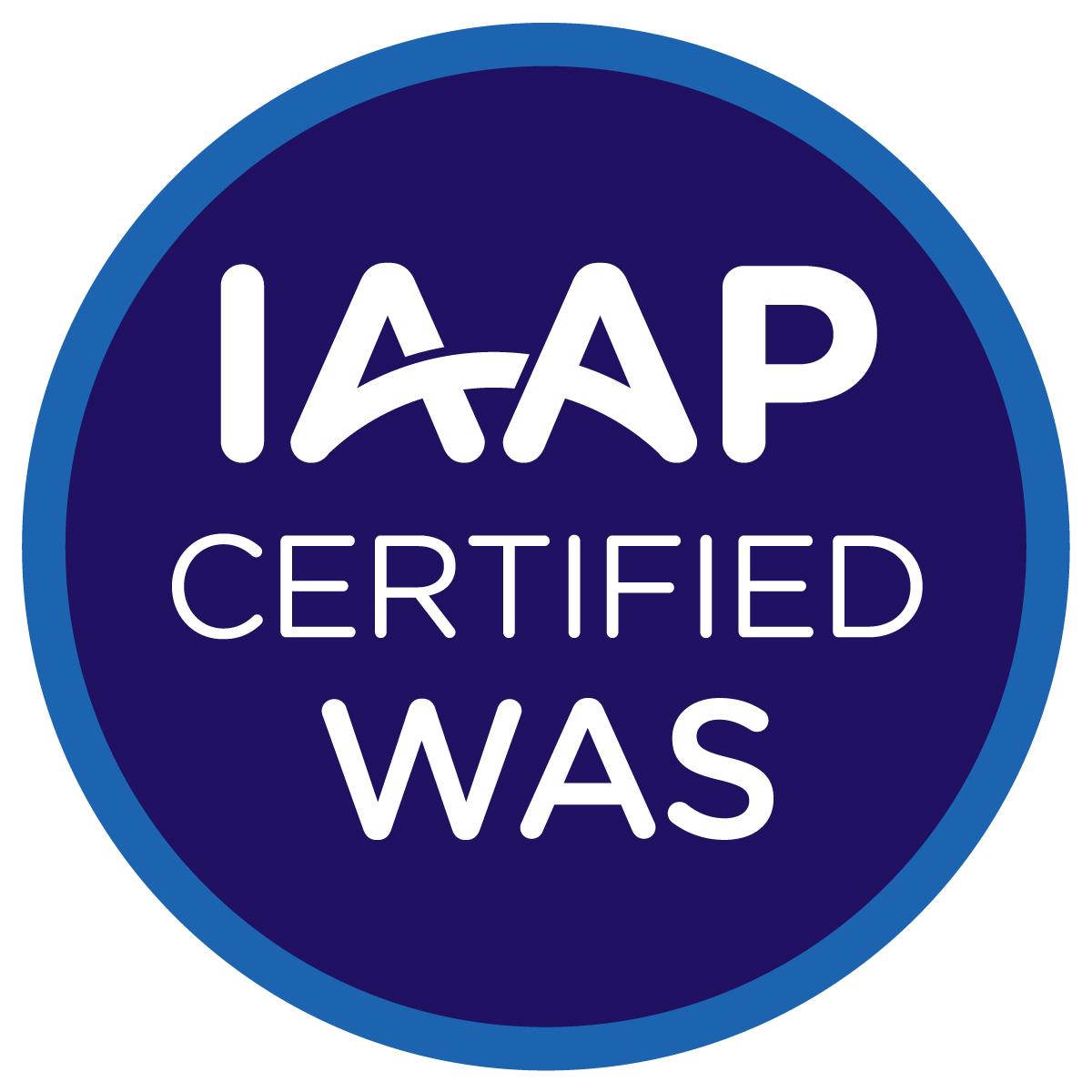 WAS logo
